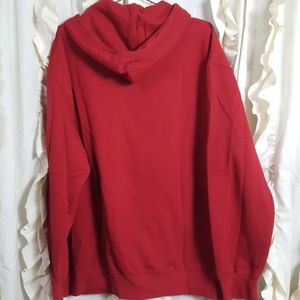 Disney Tops - NWT Disney Resort red Mickey Mouse graphic hoodie